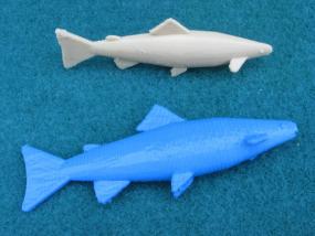 小巧3d鱼模型