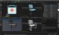 3D建模软件--RaySupreme for Mac