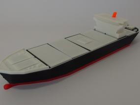 货船3D模型