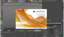 3D建模软件--Cinema4D R19