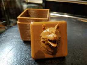 狼图腾盒子模型