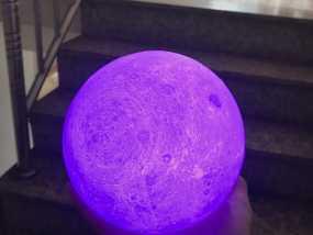 月球灯20cm