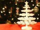 桌面圣诞树模型