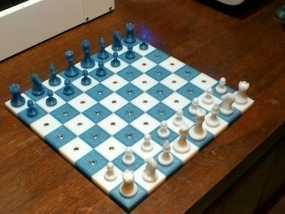 微斯汤顿象棋组