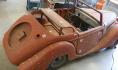 经典汽车杂志3D扫描并在Artec 3D的帮助下恢复独特的1937福特Eifel