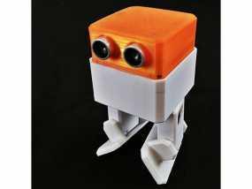 蓝牙机器人模型