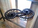 鹦鹉螺齿轮模型