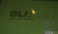 德国SLM Solutions2017年共获得工业金属3D打印机订单——241台