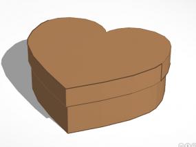 心形的漂亮盒子