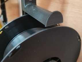 3D打印PLA耗材架料架