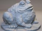胖胖的蟾蜍模型