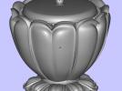 莲花罐001