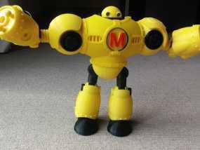 小小小机器人