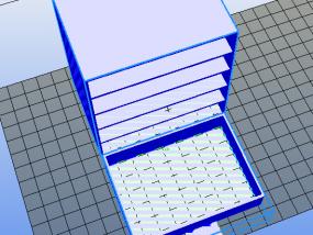 定制的抽屉盒