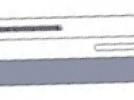 便携式设备上部分外壳