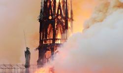 巴黎圣母院请让AI、3D打印来守护最后的文明瑰宝