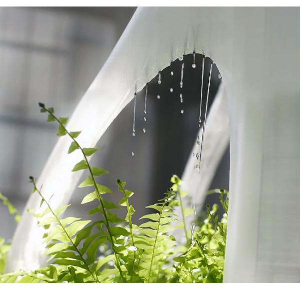 3D打印机制造商推出世界首款3D打印灌溉绿墙