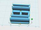 I3 打印机近程挤出机