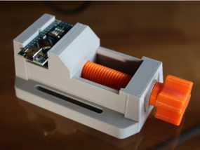 台钳3D打印图