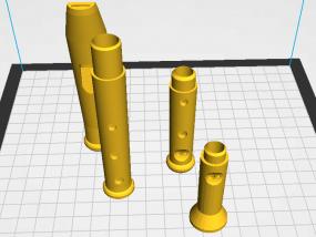 八孔直笛4个