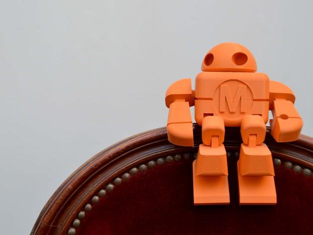M型机器人