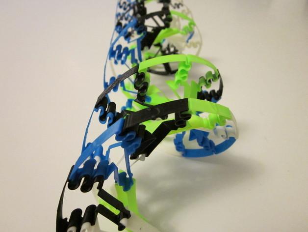 生物学 DNA螺旋