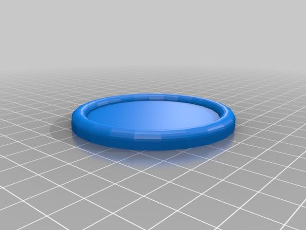 桌面冰球模型