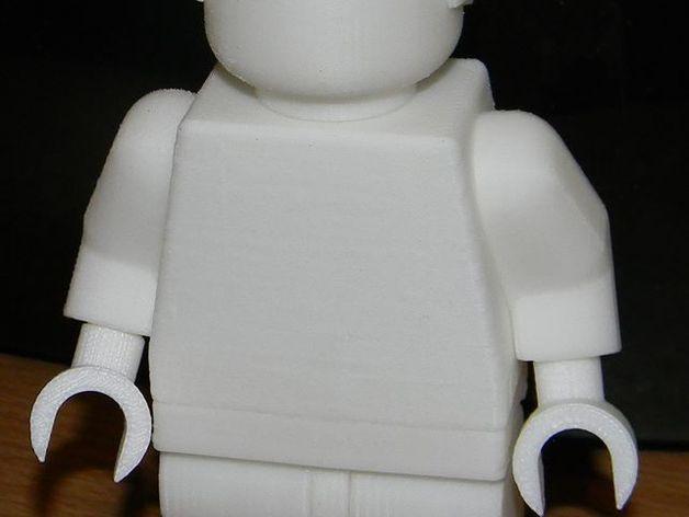 乐高玩偶模型