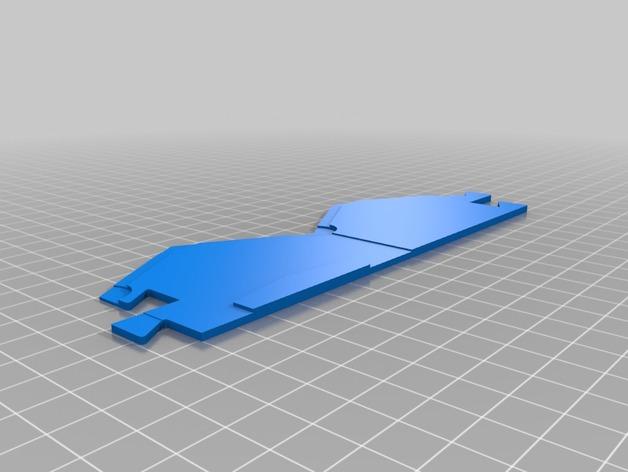 3D打印的迷你瓷砖