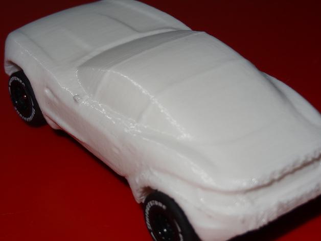 HO卡槽车车体模型
