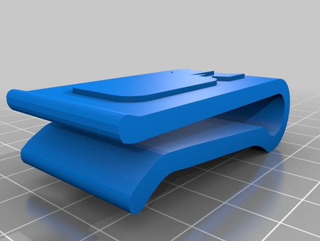 射击游戏《Payday 2》的钱夹子模型 3D打印模型渲染图