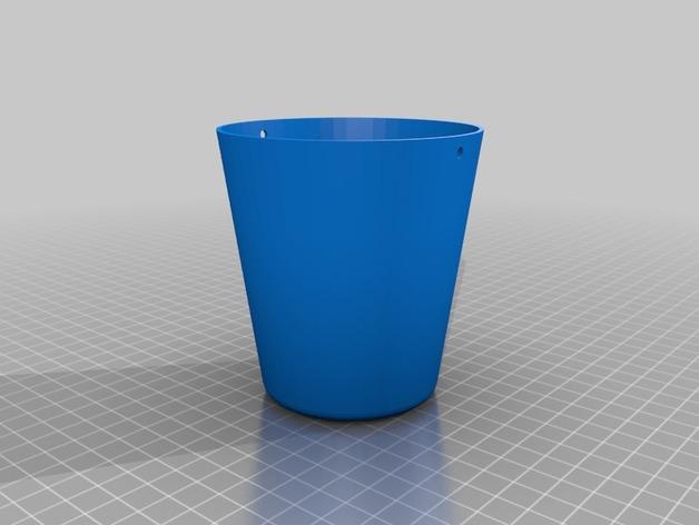 迷你水桶模型