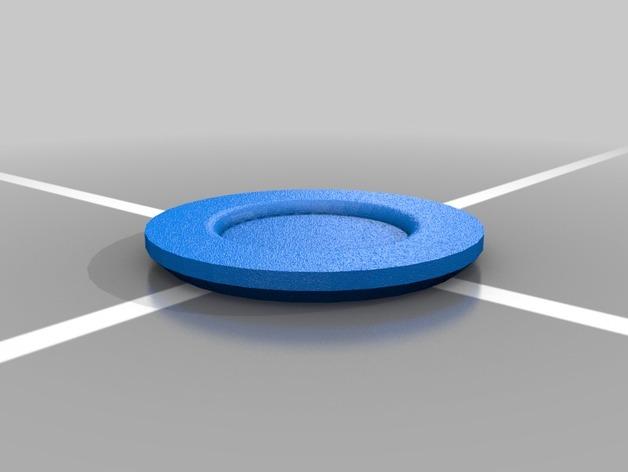 餐盘模型 3D打印模型渲染图