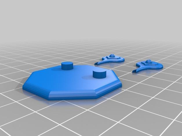 战略游戏《战争指挥官》模型