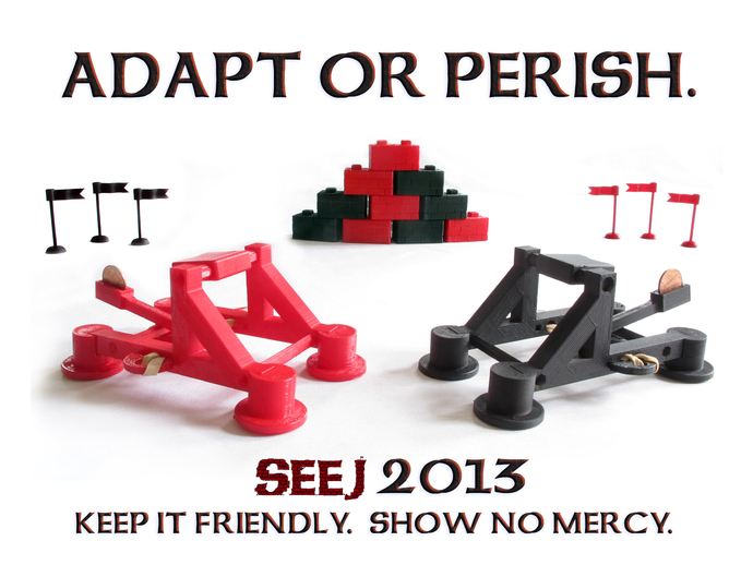 2013 Seej起动器 3D打印模型渲染图