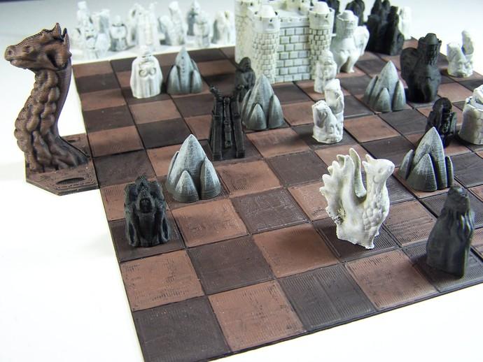 Cyvasse锡瓦斯棋(非官方游戏)