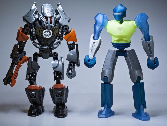Vertex2机器人