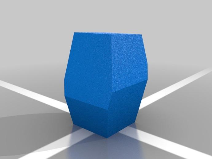 方块游戏模型