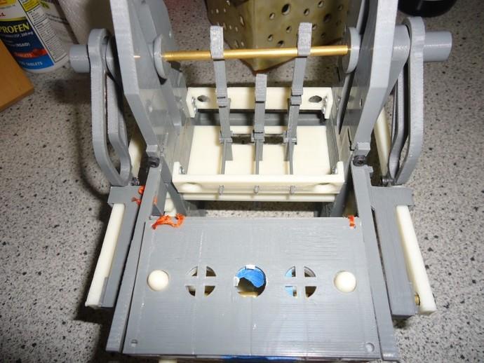 机械式读卡器