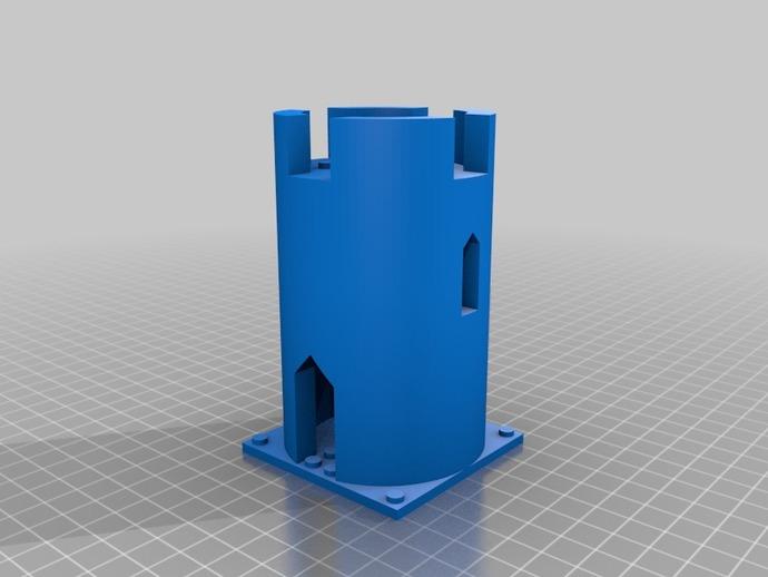 模块化城堡工具包