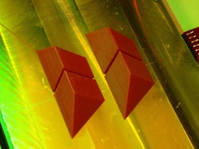 拼装金字塔