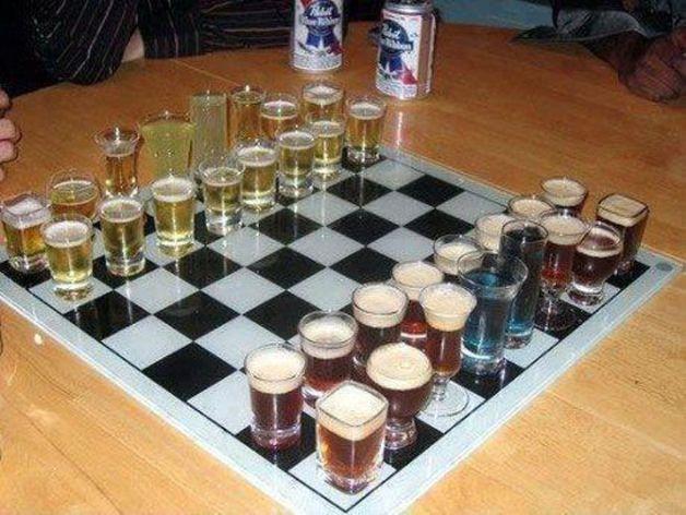 桶状象棋 3D打印模型渲染图