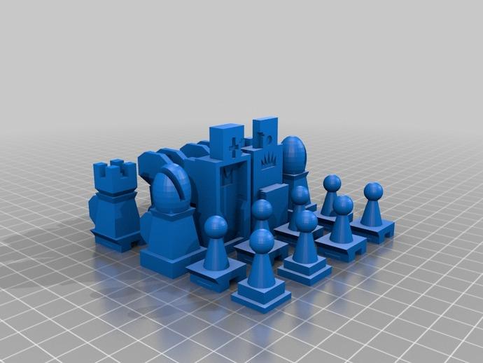 战斗型象棋