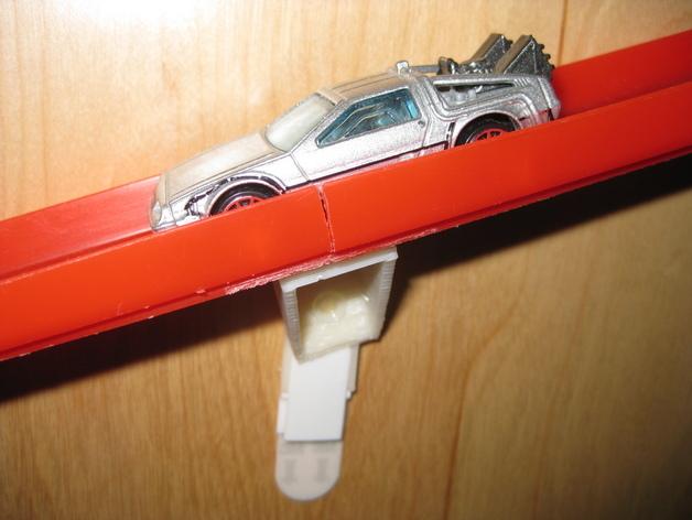 1:43汽车车道 3D打印模型渲染图
