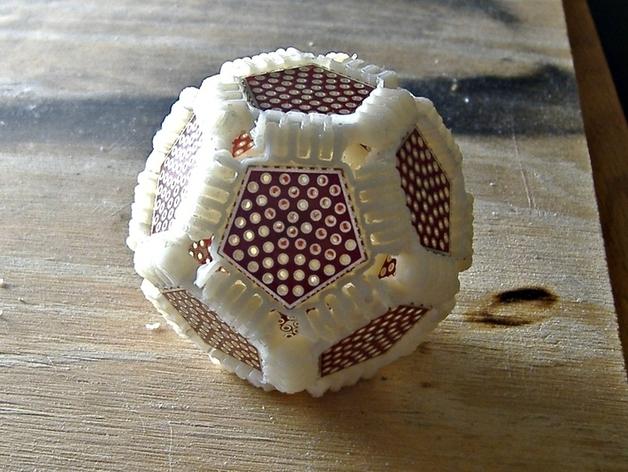十二面球体