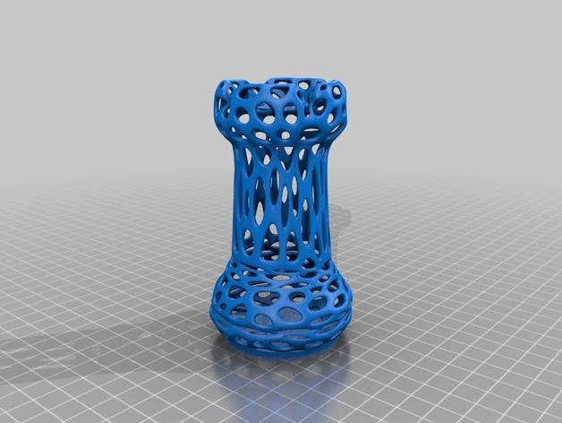 Voronoi风格象棋
