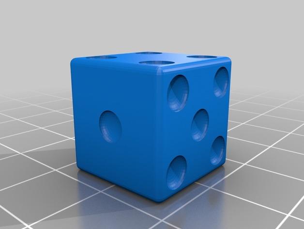 经典骰子模型