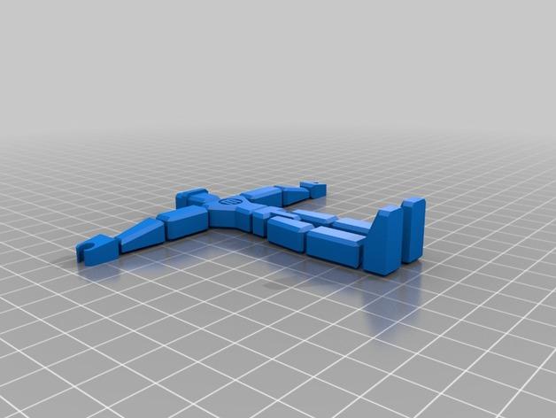 MakerBot玩偶