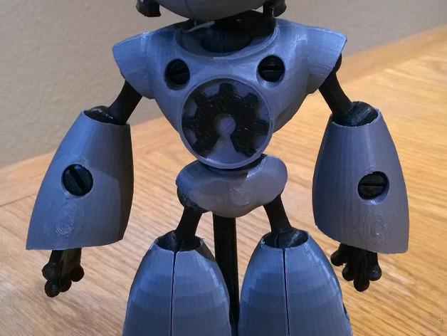 机器人马克