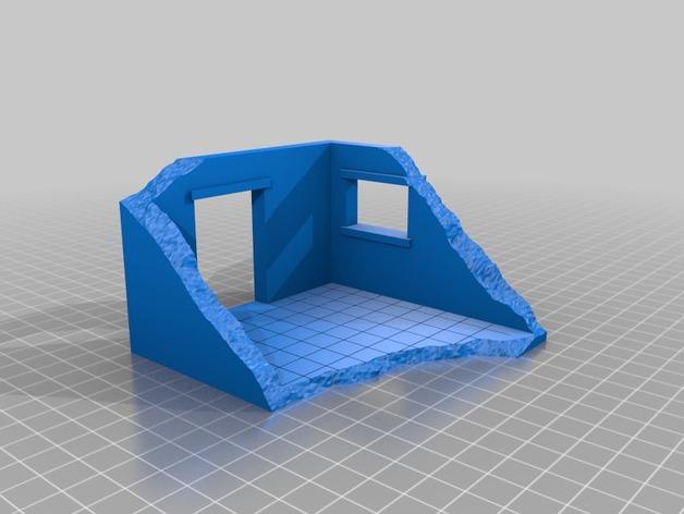 套嵌式建筑结构